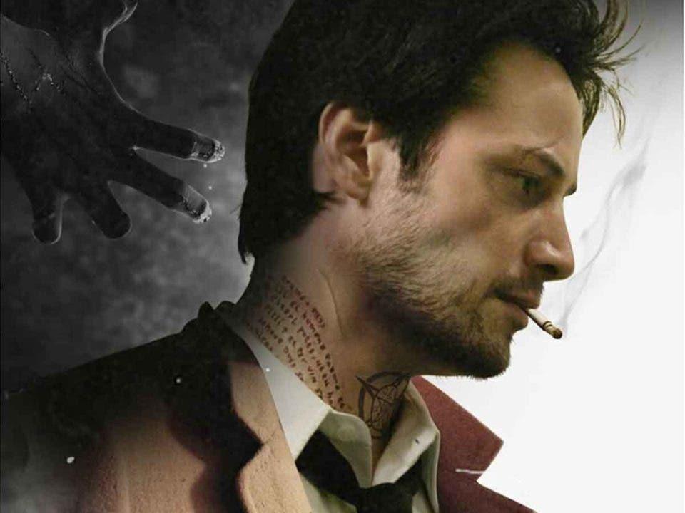 Motivo por el que Keanu Reeves no se parecía al Constantine de los cómics