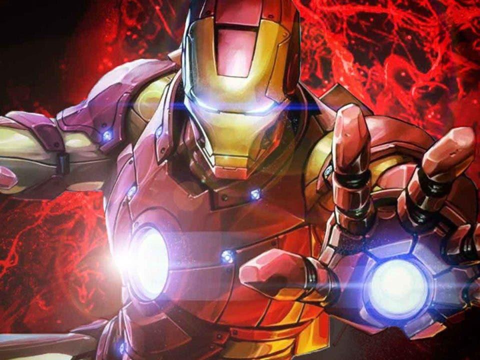 Iron Man sufre una herida extremadamente grave