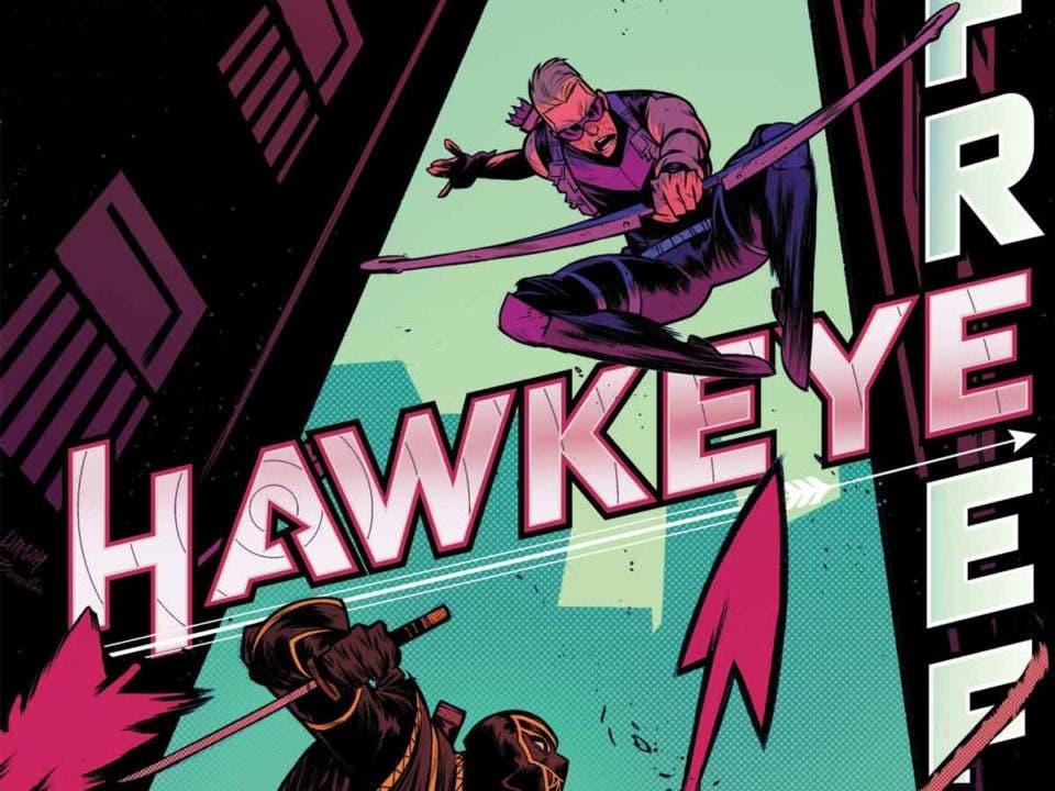 Marvel está convirtiendo a Ojo de Halcón en un villano