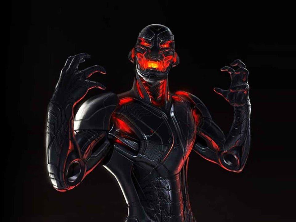 Motivo por el que no usaron a Mega Ultron en las películas de Marvel