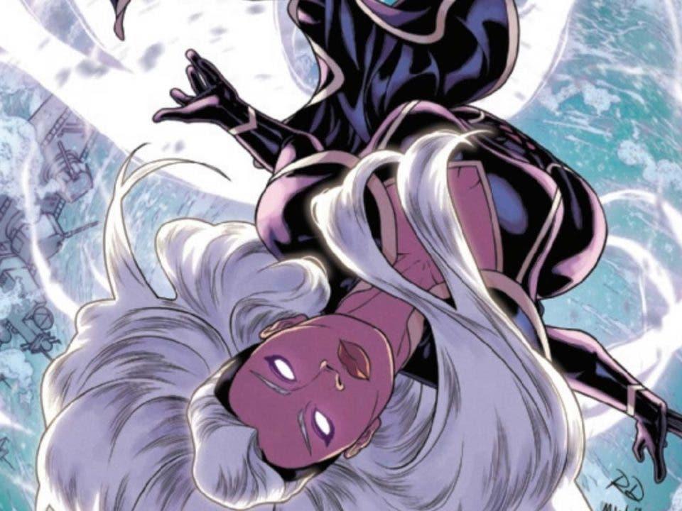 merodeadores Nº 3 Marvel