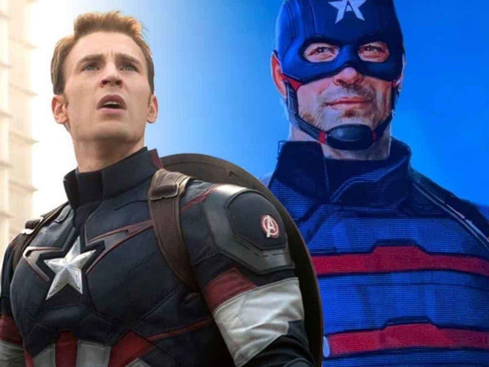 Filtran vídeo del nuevo Capitán América en acción