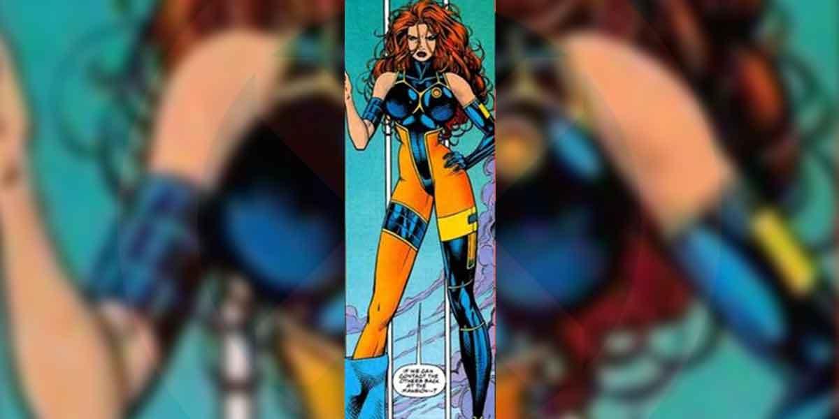 Nick Fury creó el pero traje de una X-Men