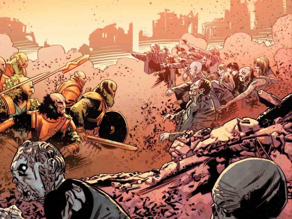 Marvel trae de vuelta a los Zombis para salvar o comerse la Tierra