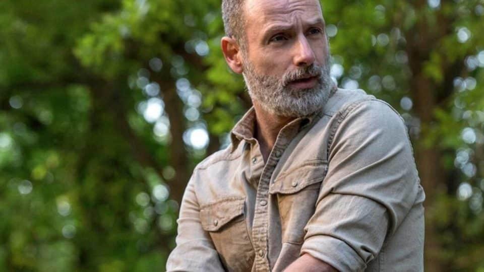 rick grimes protagonizará la película de The Walking dead - Andrew Lincoln no ha visto ni un solo episodio de The Walking Dead
