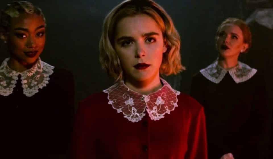 La quinta temporada de Sabrina tenía un crossover con Riverdale