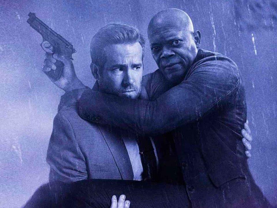 Samuel L. Jackson y Ryan Reynolds volverán a trabajar juntos en FUTHA MUCKA