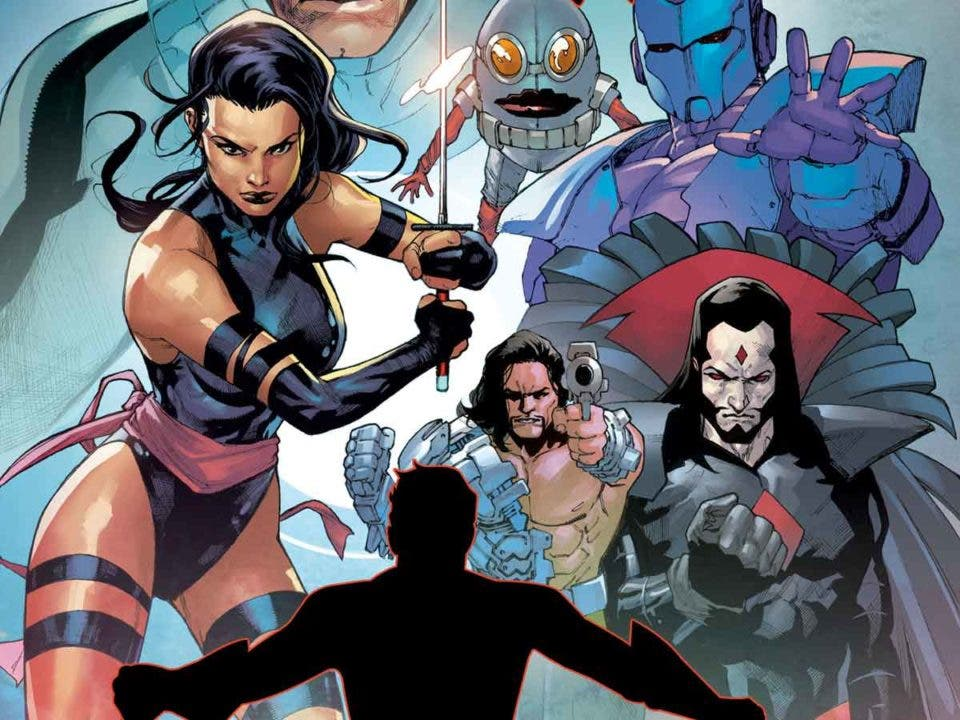 Marvel le quita un nombre racista a un villano de los X-Men
