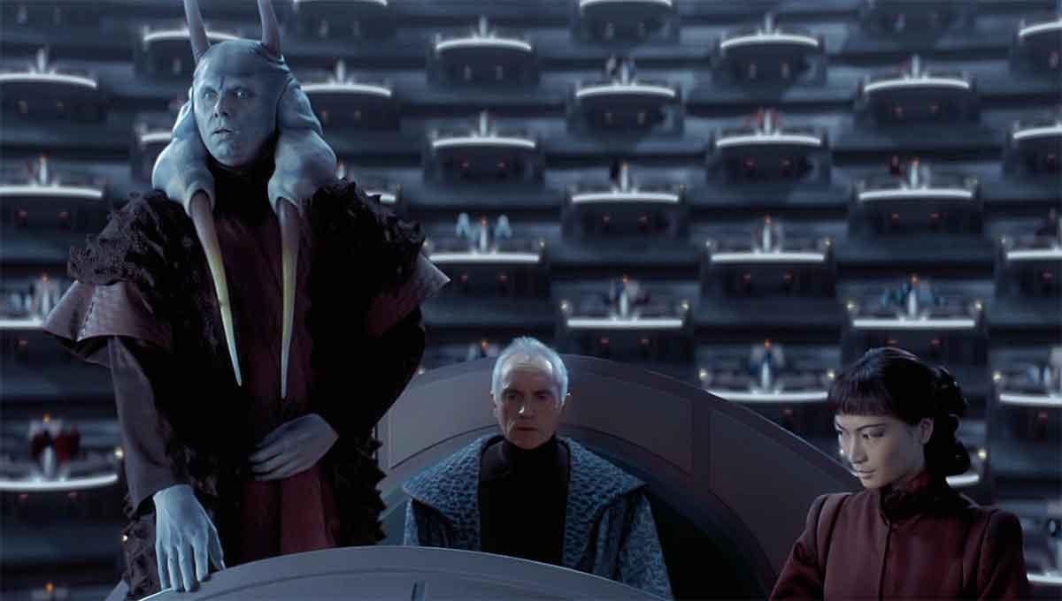 El futuro del cine podría parecerse al Senado de Star Wars
