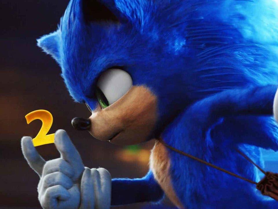 Sonic 2 ya tiene fecha de estreno oficial