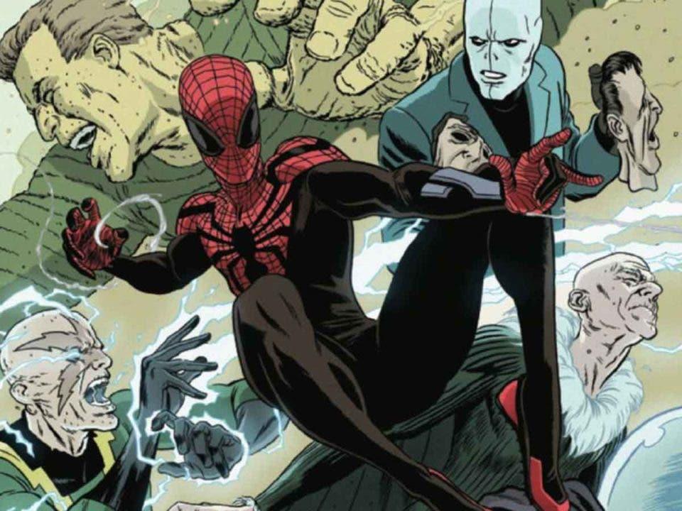 Spider-Man fue el líder del grupo de villanos Los Seis Siniestros