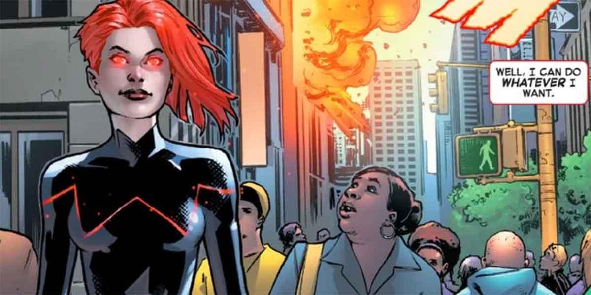 La villana más peligrosa de Marvel se vuelve más poderosa