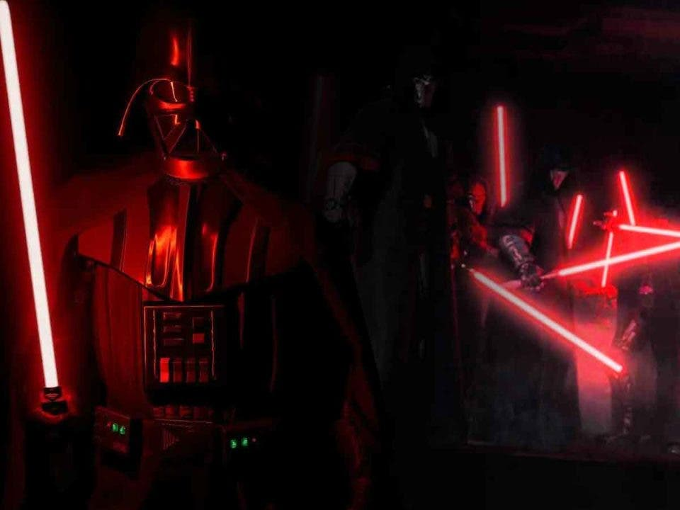 """Star Wars: ¿Por qué los Sith nunca dicen """"que la fuerza te acompañe""""?"""