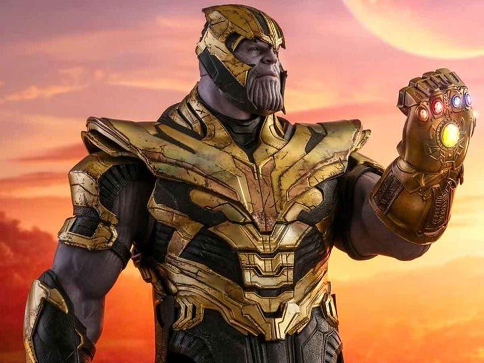 Thanos sacrificó a otro personaje pro la Gema del Alma