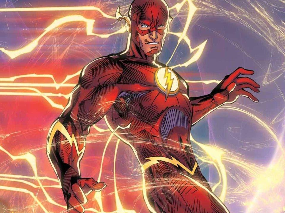El único superhéroe más rápido que The Flash