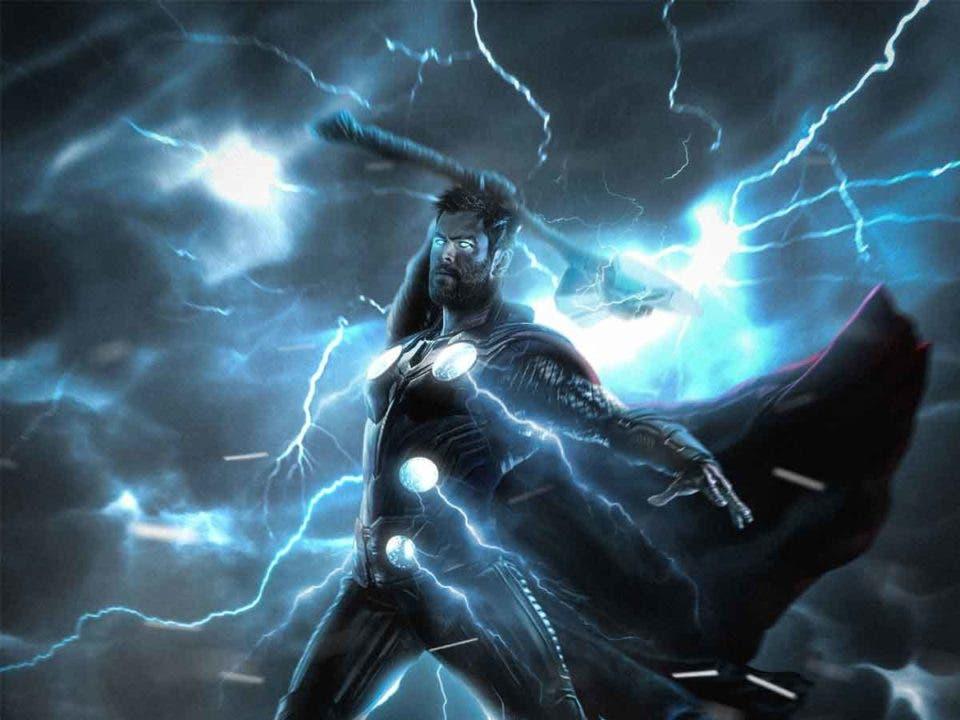 Thor casi destruye la Tierra usando su ira divina