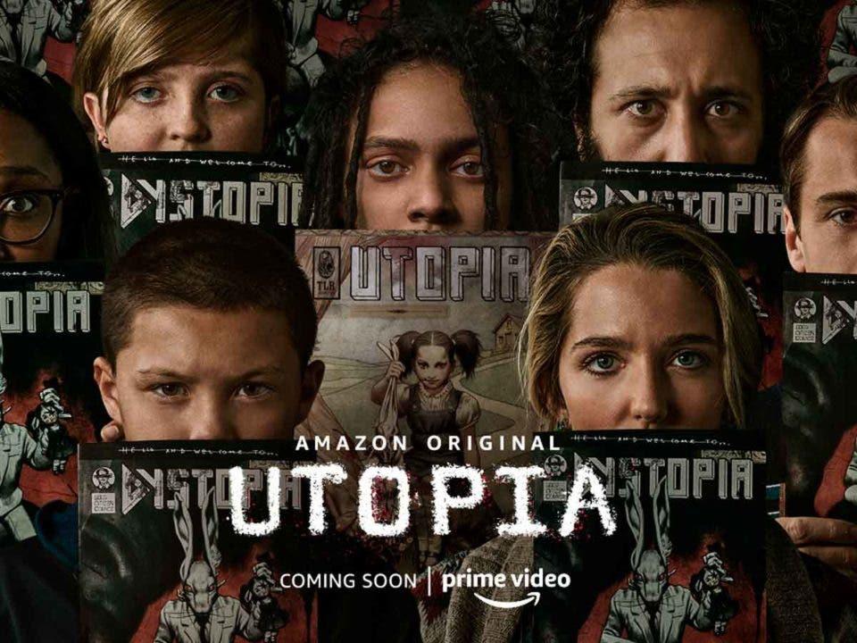 Comic-con@home: amazon Primer teaser tráiler de UTOPIA