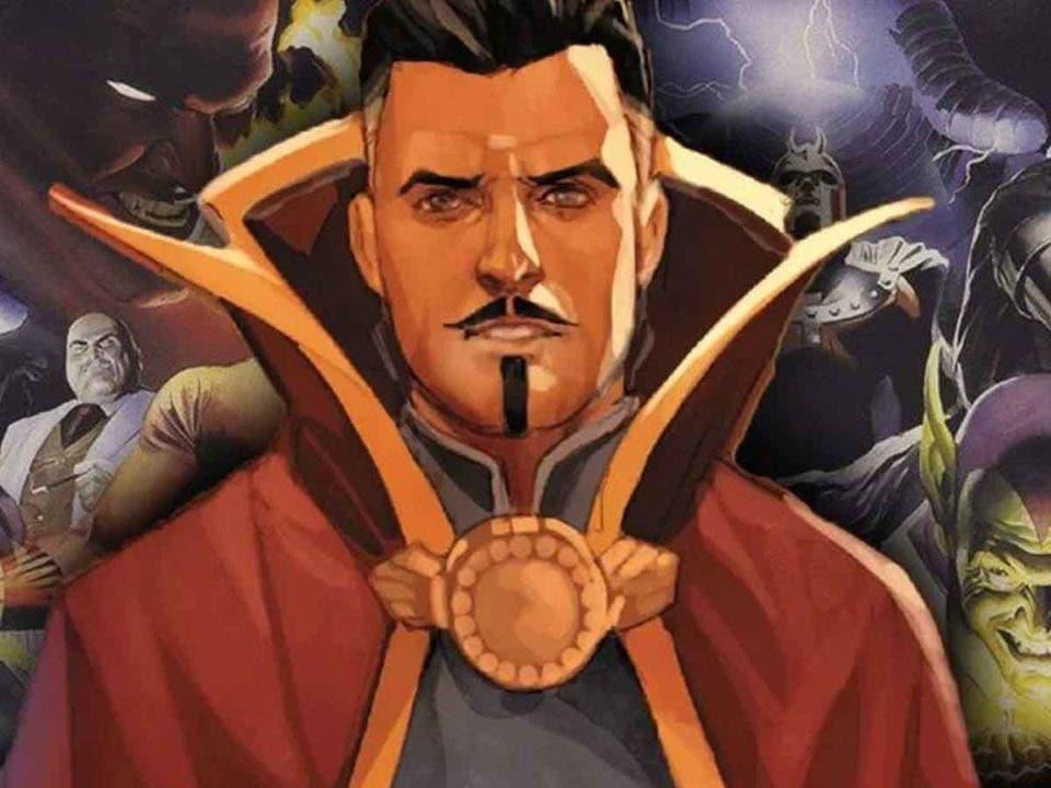 Doctor Strange encuentra un nuevo rival en una villana clásica de Marvel