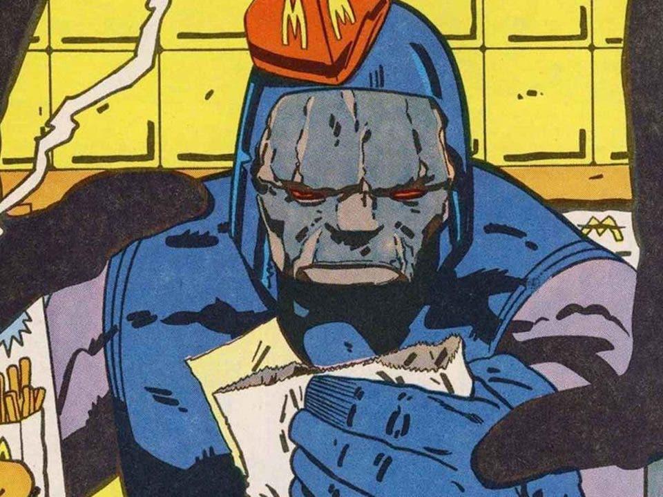 El villano más poderoso de DC Comics trabajó en un McDonald's