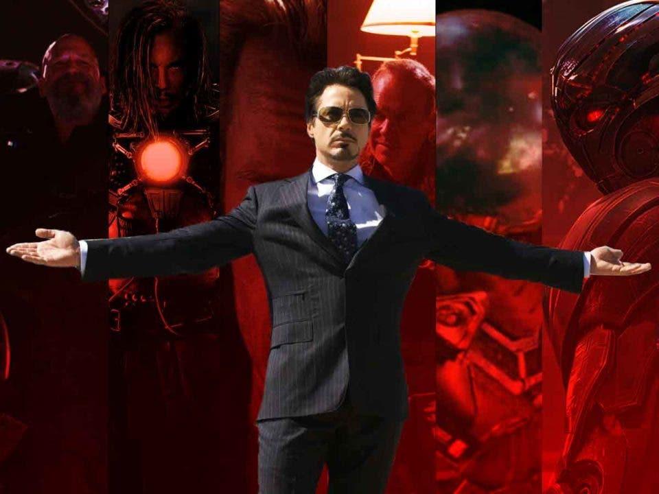 6 villanos que ha creado Iron Man en las películas de Marvel