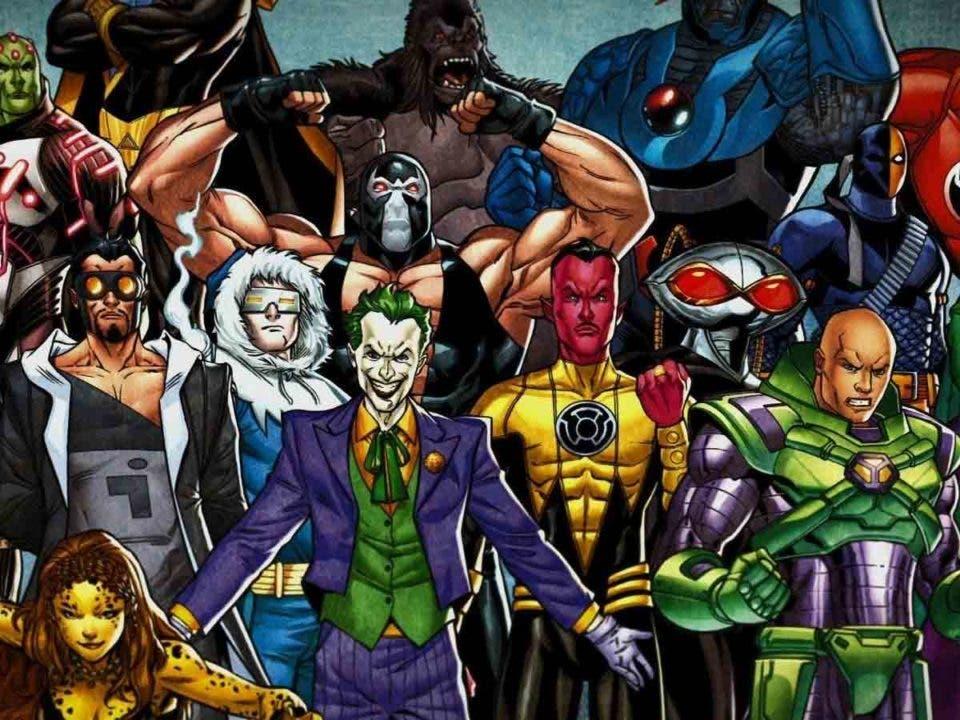 Descubre el top de los 5 mejores villanos del universo de DC