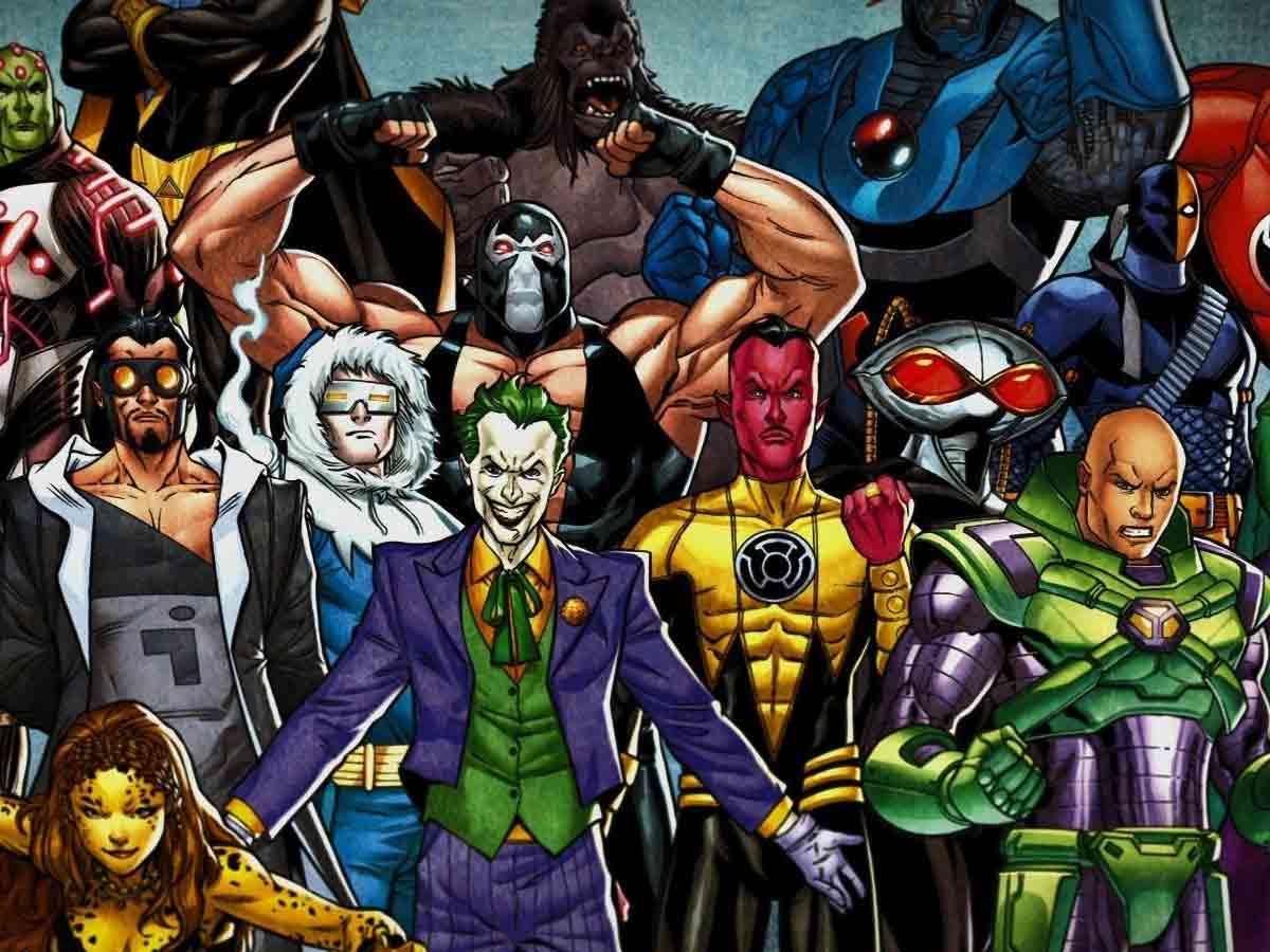 Linearverse explica edad de héroes y villanos de DC Comics