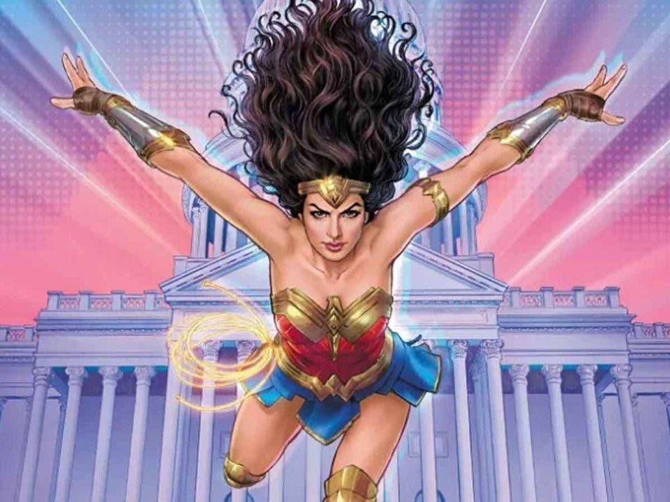 Wonder Woman 1984 tendrá un cómic precuela