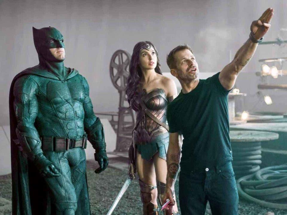 Zack Snyder no usará nada de lo que rodó Joss Whedon para Liga de la Justicia