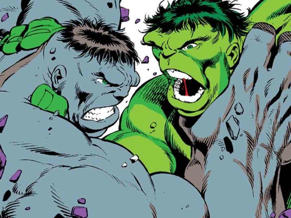 El personaje de Marvel que derrotó a dos Hulks a la vez