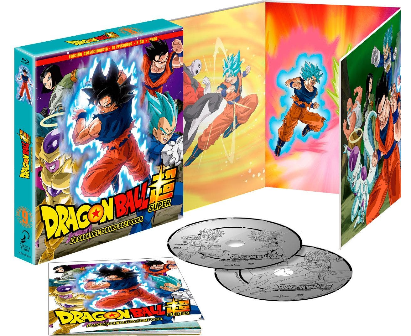 Dragon Ball Super: Análisis del Box 9