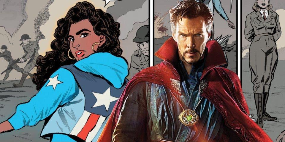 Filtrada una audición de Doctor Strange 2 para el personaje de América Chávez