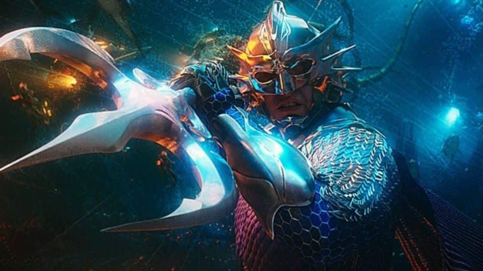 Aquaman Ocean Master