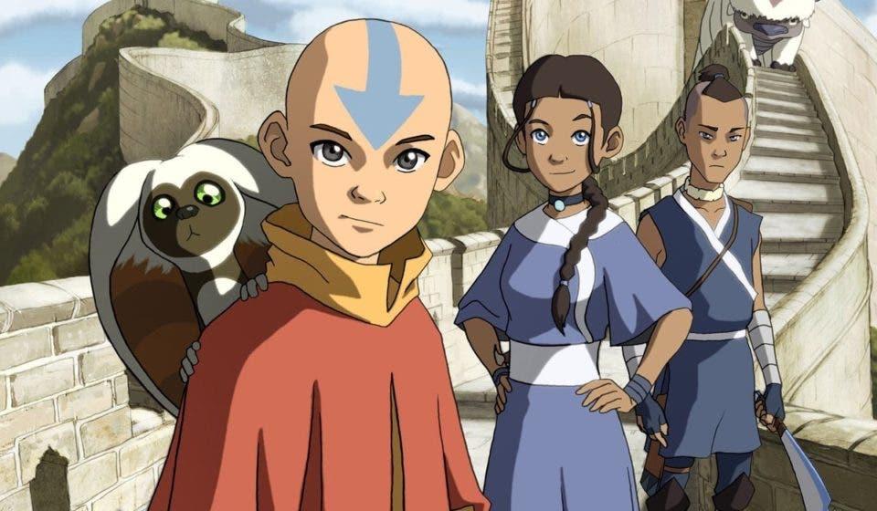 Avatar: La leyenda de Aang. Los creadores abandonaron el live-action de Netflix