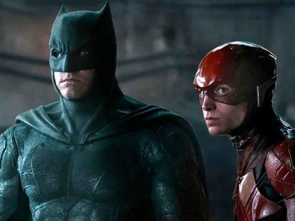 Ben Affleck regresará como Batman en la película de The Flash