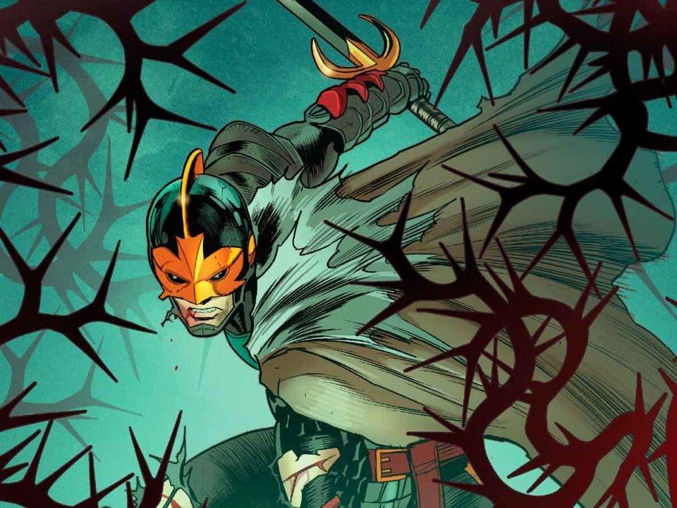 El Caballero Negro de Marvel acaba de convertirse en la mayor amenaza de los eternos