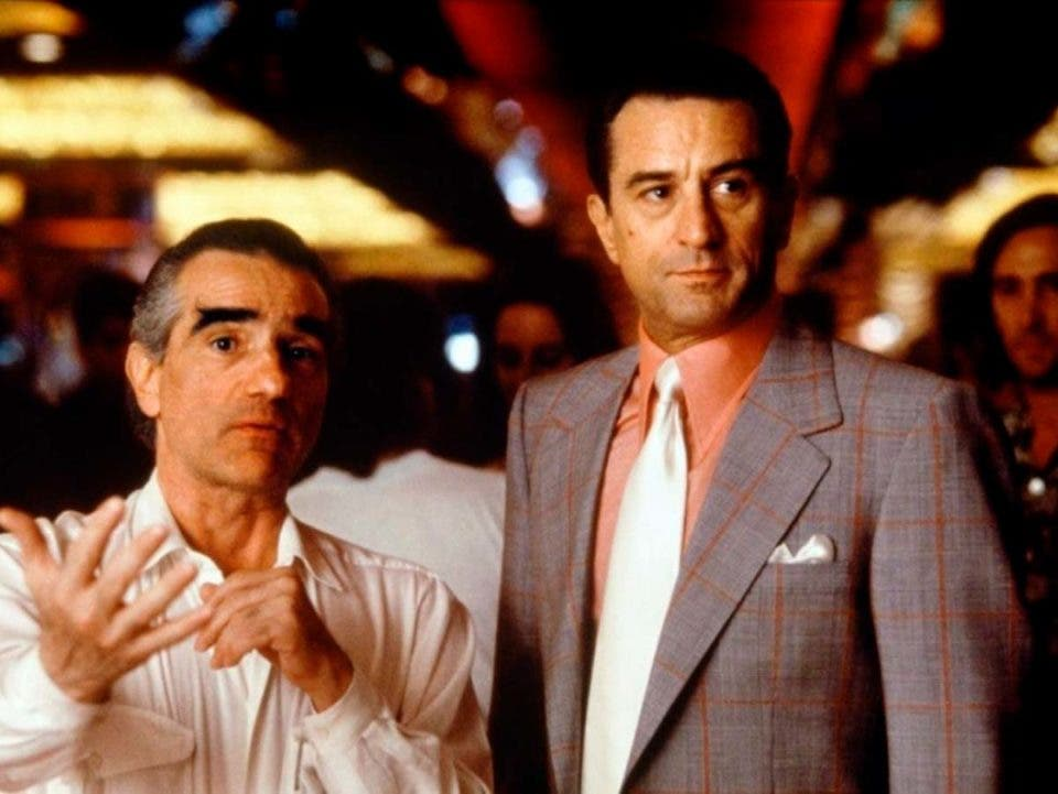 Casino, la última conexión entre Robert De Niro y Martin Scorsese