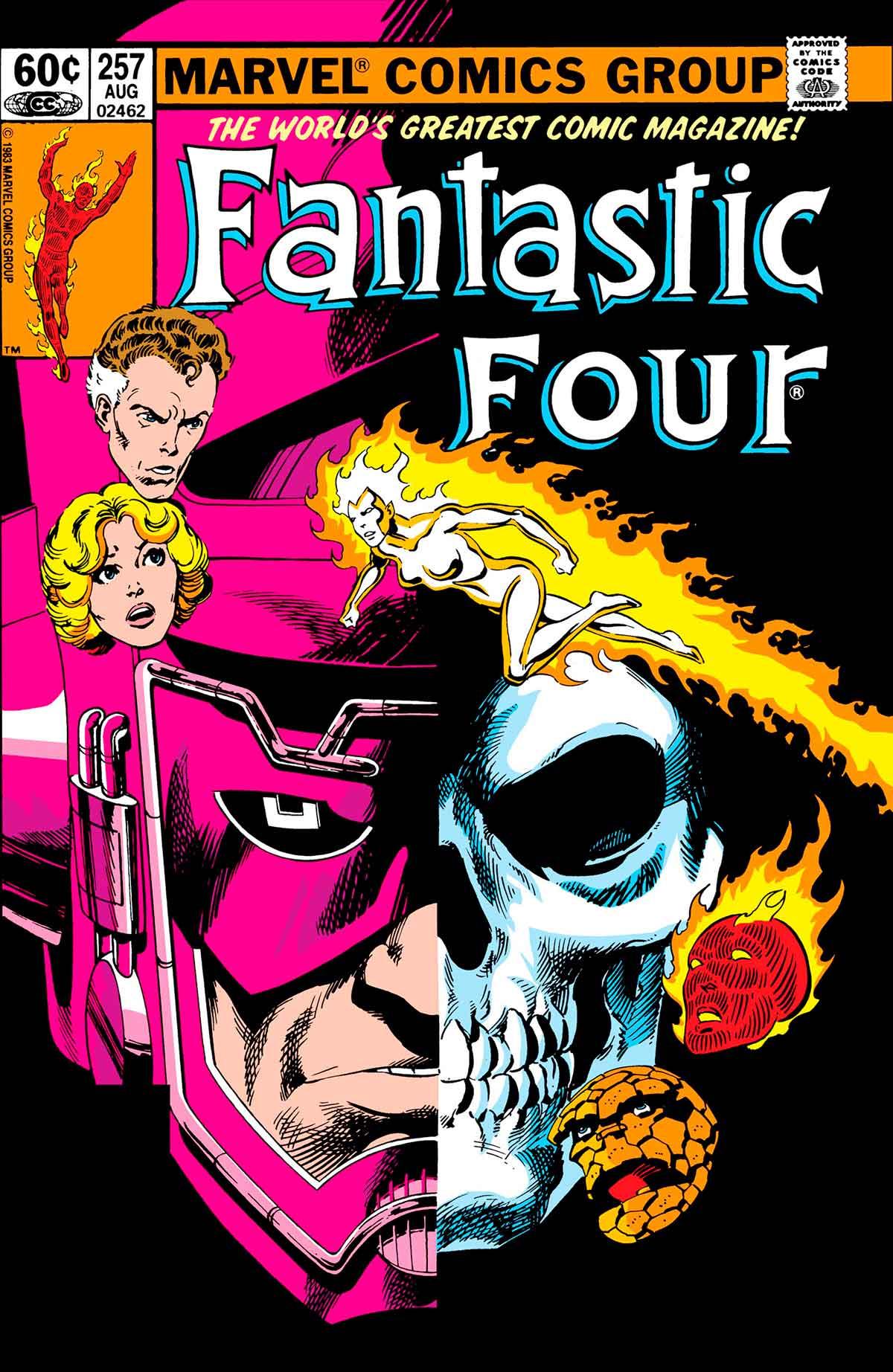 Fantastic Four # 257