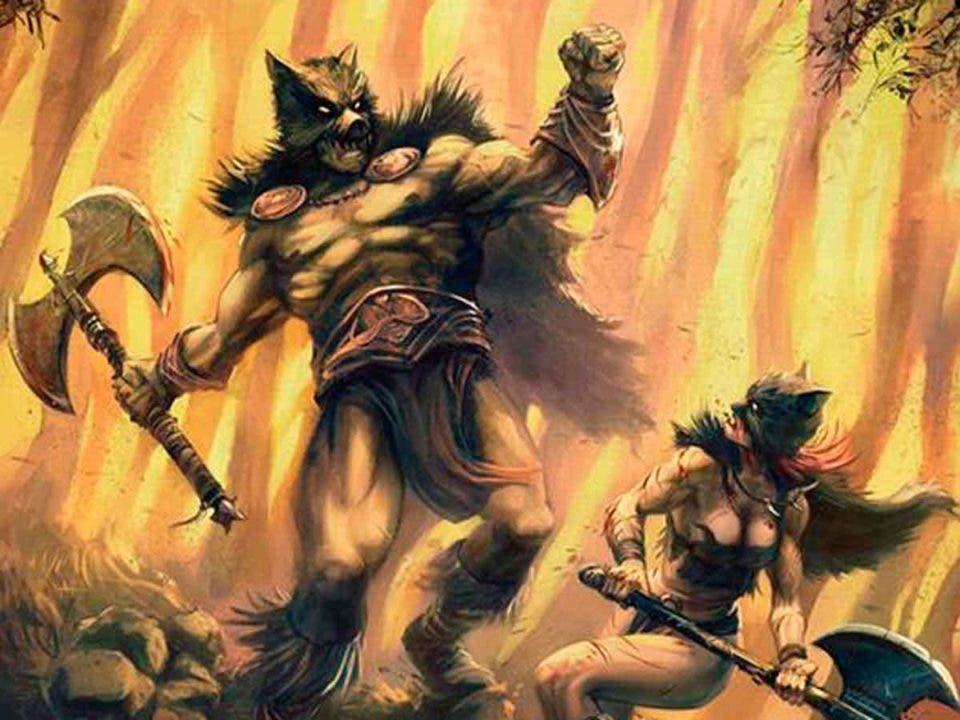 GHOST WOLF 2: LA HORDA DEL COLMILLO