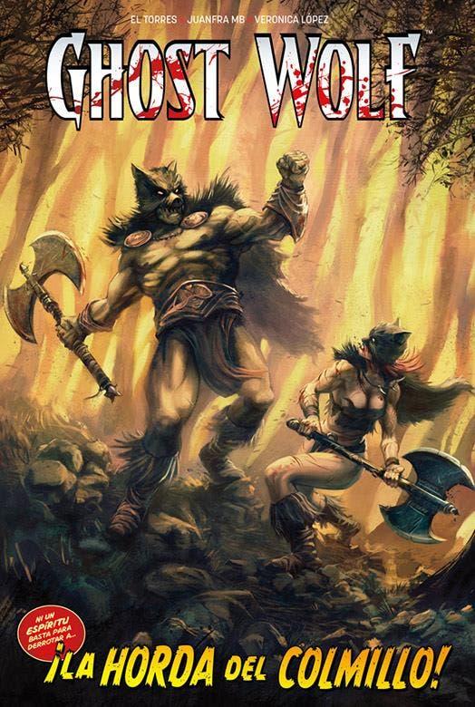 Ghost Wolf Vol.2: La Horda del Colmillo