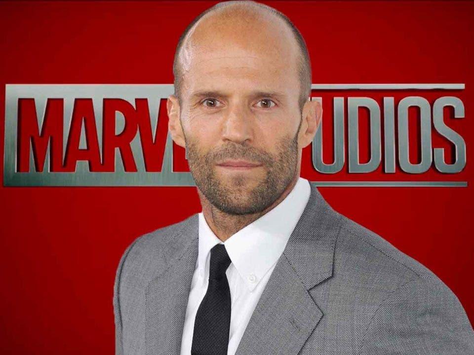 Jason Statham podría unirse a Marvel con un personaje sorprendente