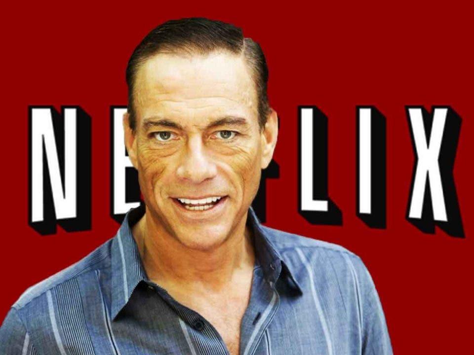 Jean-Claude Van Damme hará una comedia de acción con Netflix