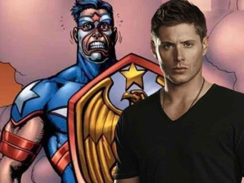 Jensen Ackles (Supernatural) ficha por The Boys temporada 3