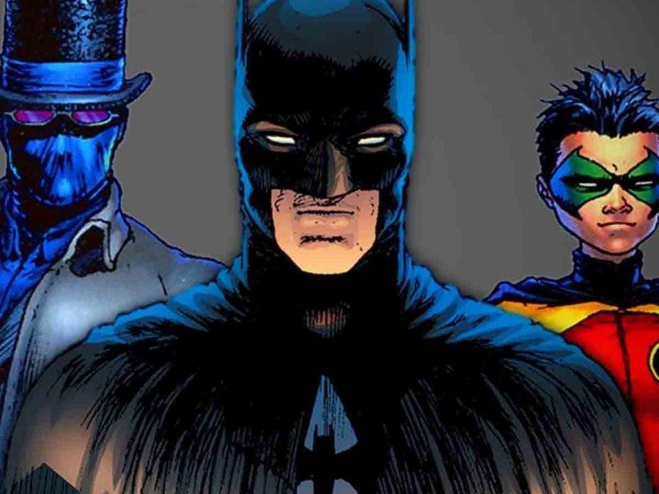 El Joker se disfraza como un héroe para ayudar a Batman