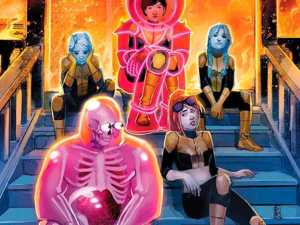 Los nuevos mutantes 4