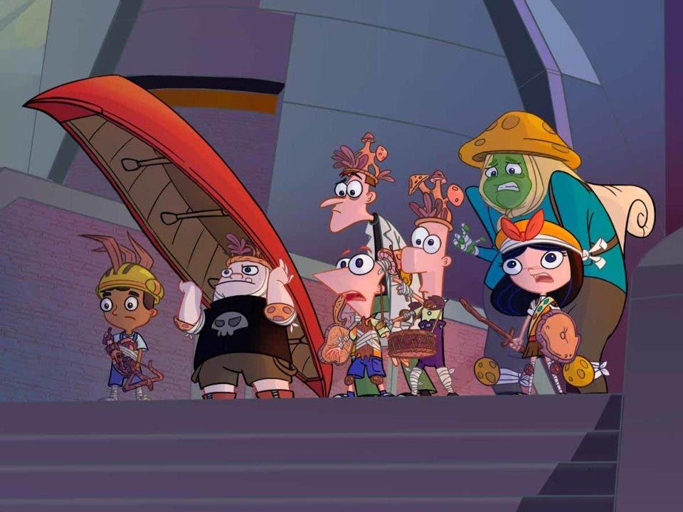 Disney +: Primer tráiler de Phineas y Ferb, la película: candace contra el universo