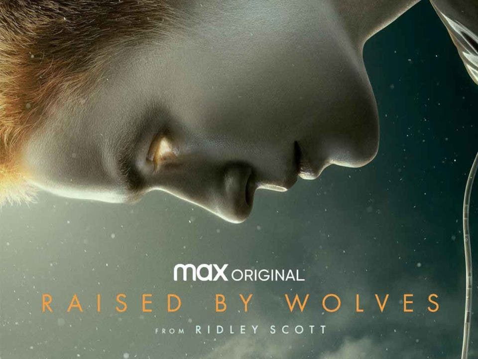 Nuevo tráiler de la serie Raised by Wolves de Ridley Scott