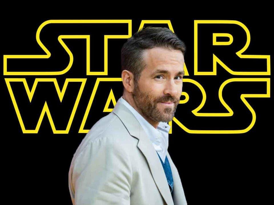 Ryan Reynolds podría protagonizar la nueva película de Star Wars