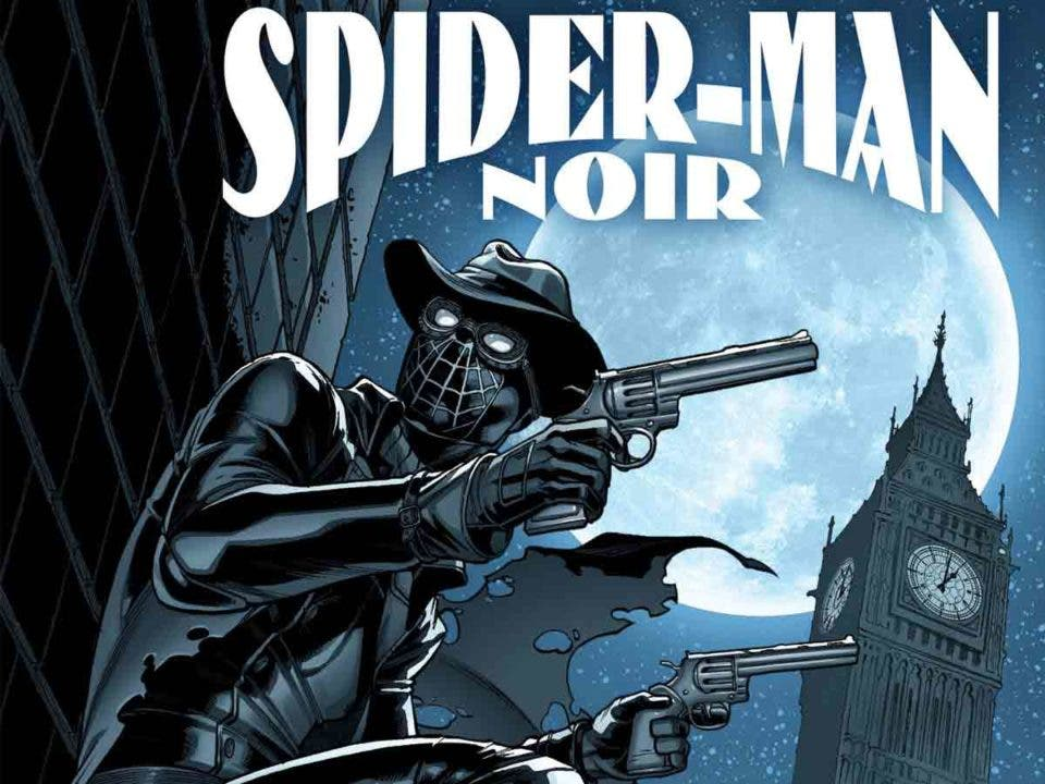 Spider-Man Noir es el Indiana Jones de Marvel