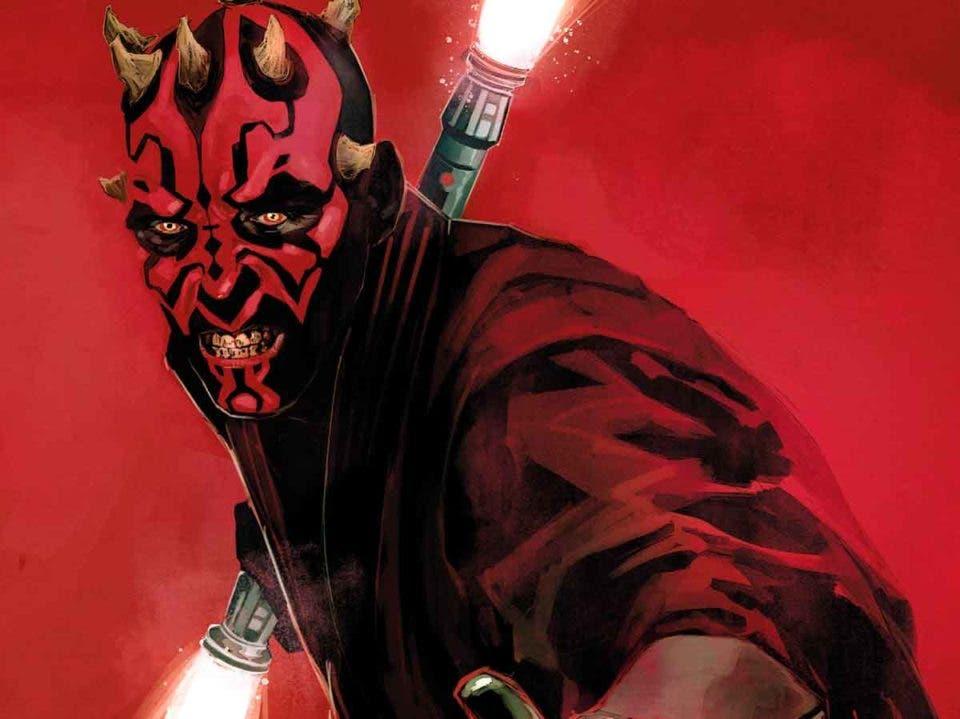 Star Wars Darth Maul Nº 1