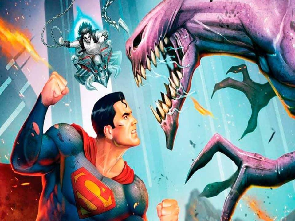 SUPERMAN: MAN OF TOMORROW ya no se estrenará durante DC FANDOME el sábado
